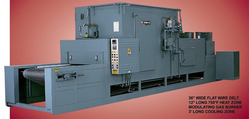 Heavy Duty Custom Conveyor Ovens