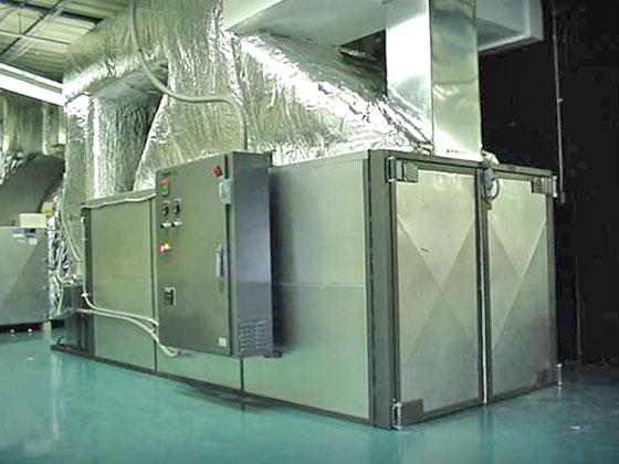 Batch Ovens
