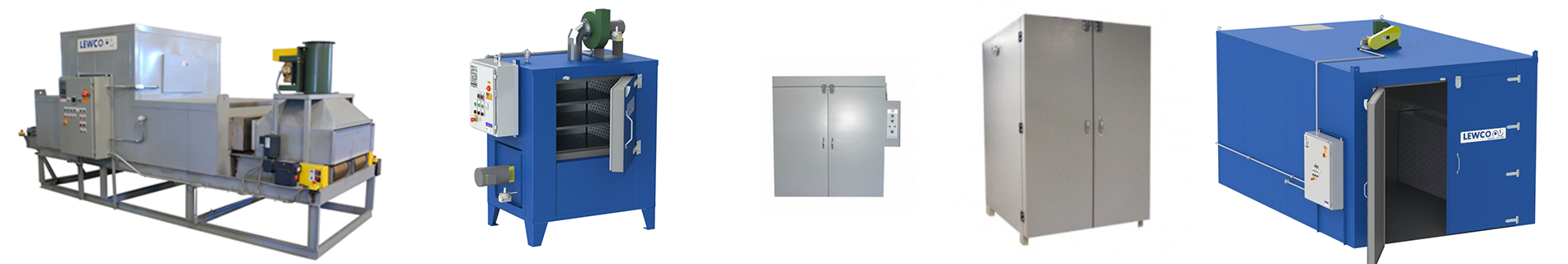 Oven Manufacturers banner